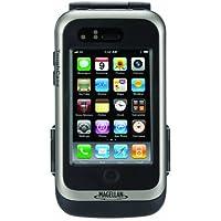 Magellan Extra GPS Empfänger mit Akku ToughCase für iPhone, iPod