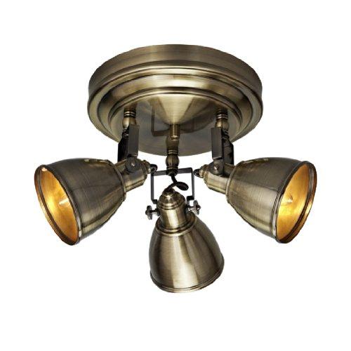 Markslöjd Für 3 Leuchtmittel GU10, max. 35 W