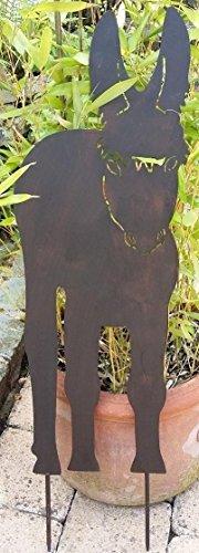 Unbekannt Eisenstecker Esel Preissenkung