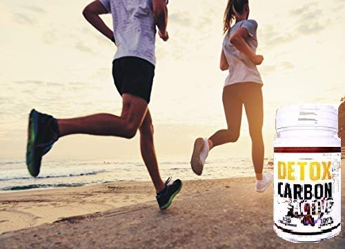 Zoom IMG-2 detox carbon active dimagrante brucia