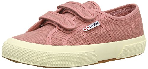 Superga 2750 Jvel Classic,  Unisex-Kinder Low-Top Sneaker Pink (dusty Rose)