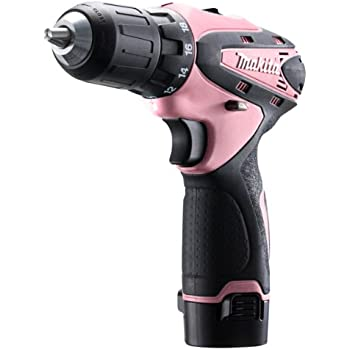 Makita DF330DWXP 10,8V Li-Ion Akkuschrauber Set 'Pink'