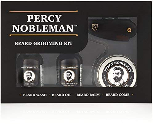 PERCY NOBLEMAN Beard Grooming ()