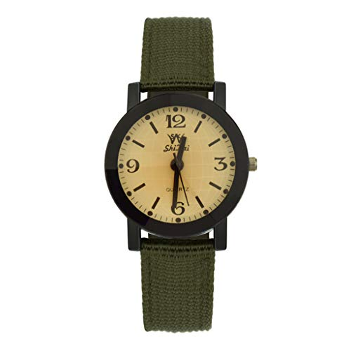 Kostüm Kern Kind - 2019 Damen Armbanduhr SHIKAI Quarz Uhr Leder Gurt Kreativ Geschenk Damen Sammlung Wristwatch, Damen Armbanduhr Schwarz