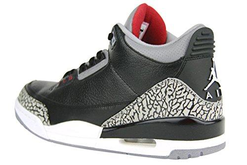 Nike , Chaussures de basket-ball pour homme Noir