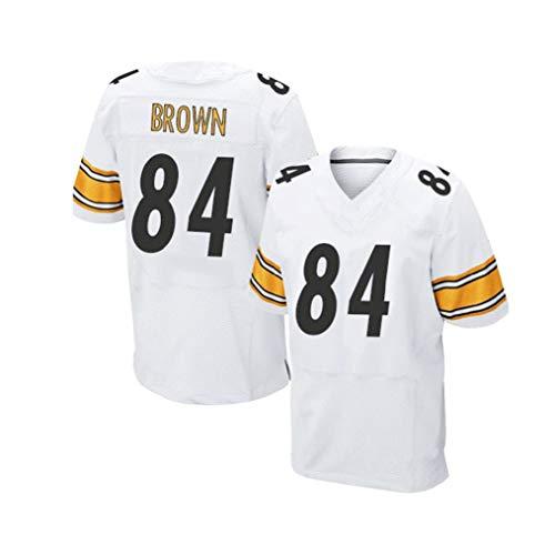 Lvlo # 7 Ben Roethlisberger, Pittsburgh Steelers, fútbol Americano Ropa de Deporte, Camiseta de Rugby...