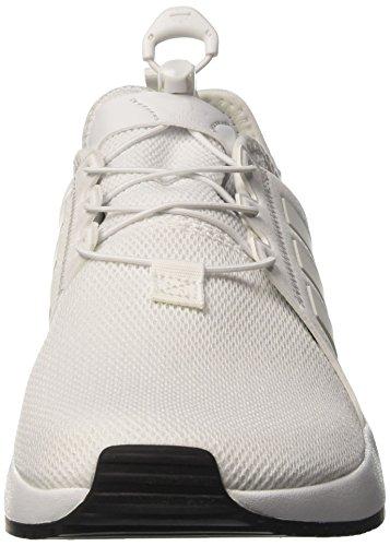 adidas X_Plr, Scarpe da Ginnastica Basse Unisex – Adulto Bianco (Ftwr White/ftwr White/vintage White)