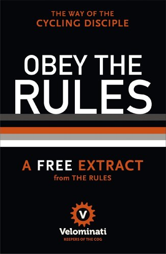 Obey The Rules: A free extract from The Rules (English Edition)