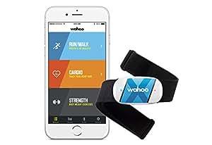 Wahoo TICKR X Herzfrequenz und Workout Tracker mit Memory