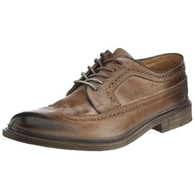 Frye James Wingtip-Brogue, Chaussures de ville homme - Marron (Marron-TR-F3-56), 40.5 EU