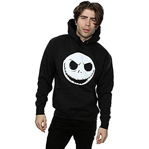 Disney Uomo Nightmare Before Christmas Jack Face
