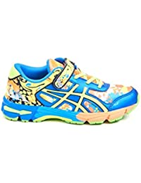 Junior Zapatillass GEL-NOOSA TRI 11 PS SAFETY YELLOW / GREEN GECKO / ELECTRIC BLUE 16/17 Asics