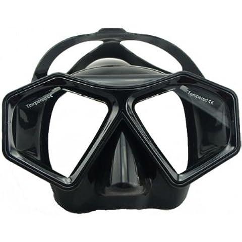 Souked profesional de buceo máscara de buceo gafas de natación impermeable buceo