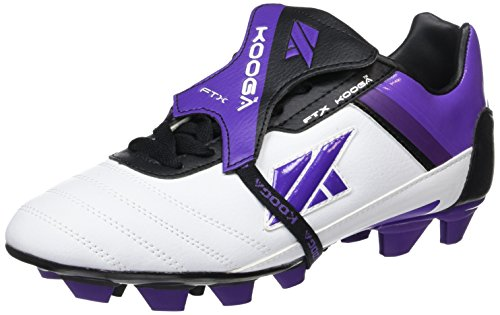 KOOGA Maillot de Rugby Nuevo ftxlcst Lames - White Multi