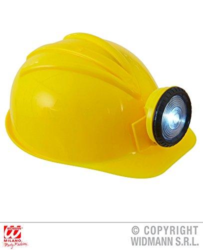 HELM - BAUARBEITER -, Handwerker Sicherheitshelm Schutzhelm (Frauen Kostüm Bauarbeiter)