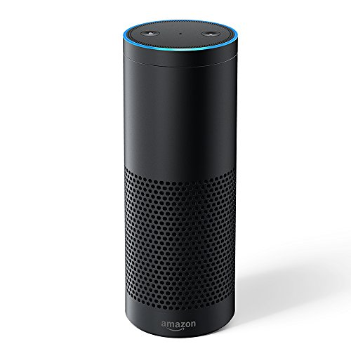 Echo Plus (1st Gen) – With built-in smart home hub (Black)