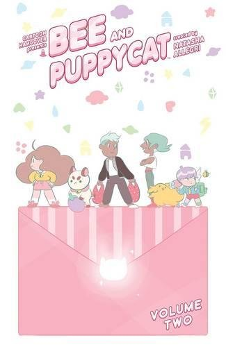Bee and Puppycat Volume 2