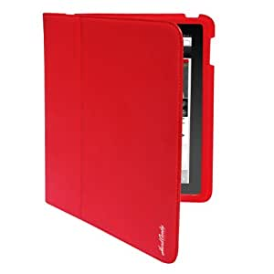 Hard Candy Cases Candy Convertible for Apple iPad 2 - Red