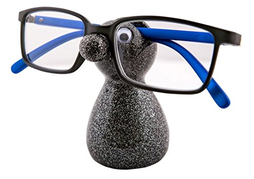 2b5ec0f9b18 NEW SNOOZLE GLASSES STAND HOLDER SEAT FOR YOUR SPECS GIFT STOCKING FILLER  BOXED (GLITTER GRAPHITE) - Buy Online in Oman.