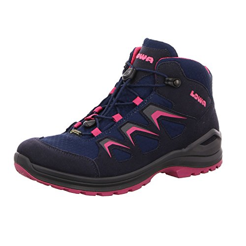 Lowa Innox Evo GTX QC Junior - Navy/Berry
