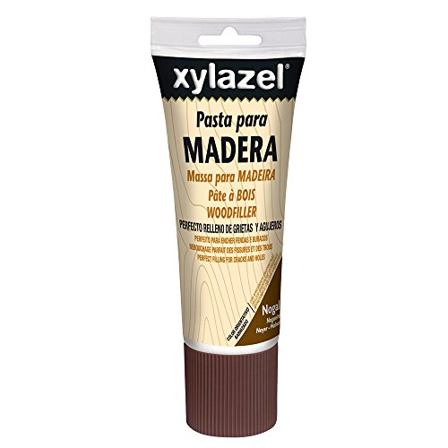 Xylazel M105471 - Pasta para madera 75 g sapelly