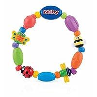 Nuby Bug A Loop Teether, Multi-Colour