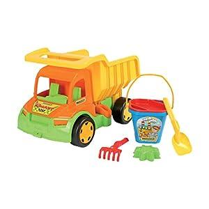 Wader Gigant Camión con Juego de Verano (5Piezas)