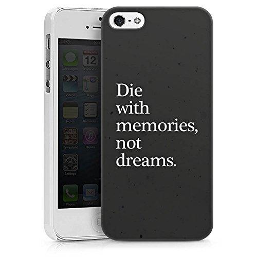 Apple iPhone X Silikon Hülle Case Schutzhülle Träume Erinnerung Traum Hard Case weiß