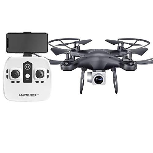 Drohne mit 720p HD-Kamera Live-Video, Höhenfernbedienung High Speed   Wind Resistance Quadcopter Real Enthält Batterie,C High-speed-video-kamera