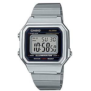 Casio – Armbanduhr Casio Collection Stahl (b650wd-1aef)
