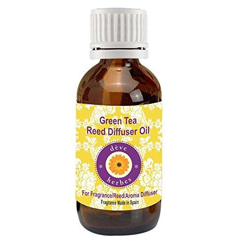 Deve Herbes Duft-Diffusor/Aroma-Diffusor, hergestellt in Spanien Green Tea - Tee-reed-diffuser-Öl