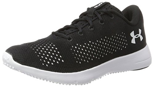 Cross-trainer Schuhe (Under Armour Damen Rapid Cross-Trainer, Schwarz (Black 001), 41 EU)