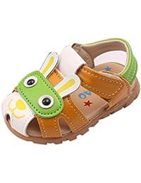 Zapatos amarillos Nanga infantiles