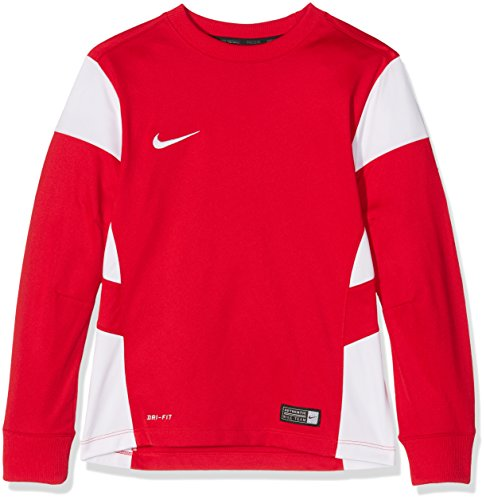 Nike Long Sleeve Top Yth Academy14 Midlayer University Red/White