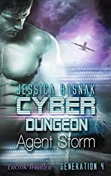 Cyber Dungeon Agent Storm: Generation 4