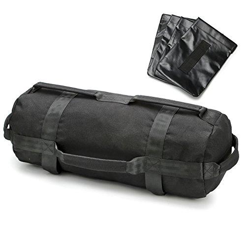 Pellor Peso Sandbag, abierto Fitness ajustable...