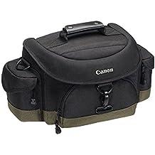 Canon 10EG - Bolsa para accesorios para cámaras (1 a 2 cuerpos, 5 a 8 objetivos y accesorios)