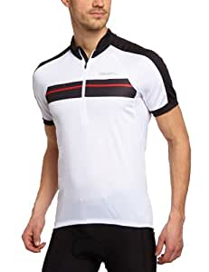 Craft Active Classic Men's Jersey blanco white / black Size:FR : M (Taille Fabricant : M)