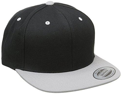 flexfit-classic-2-tone-snapback-casquette-noir-argent
