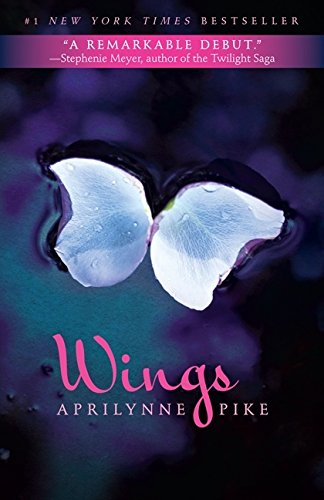 Book cover for Wings