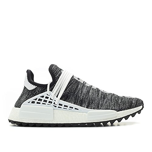 brand new f6f5f a7200 adidas NMD Human Race Trail Pharrell Williams Oreo - Black White Trainer  (9.5 UK, Black) - Buy Online in Oman.   Apparel Products in Oman - See  Prices, ...