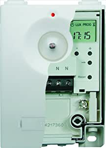theben 1290700 luna 129 star time interrupteur cr pusculaire bricolage. Black Bedroom Furniture Sets. Home Design Ideas