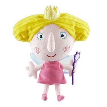Ben & Holly 7 Inch Talking Soft Toy Holly Plush