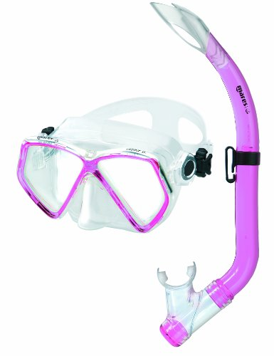 Mares Kinder Maske plus Schnorchel Set Zephir Junior