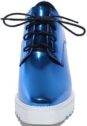 Laruise - Sandalias Azules Para Mujer