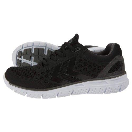 Hummel Cross Lite–Chaussures de Course/Loisirs Chaussures Noir