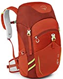 Osprey Kinder Jet 18 Hiking Pack, Strawberry Red, O/S