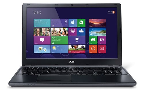 Acer Aspire E1-570 15.6-inch Notebook (Intel Core i3 3217U 1.8GHz Processor, 6GB RAM, 750GB HDD, DVDSM DL, LAN, WLAN, Webcam, Integrated Graphics, Windows 8)