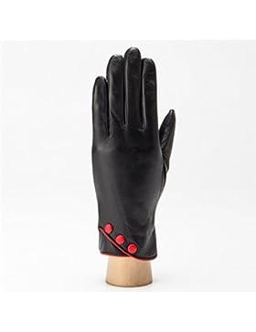 qkr & Beautiful guantes MS oveja guantes guantes de otoño y el invierno de grosor guantes de piel auténtica sección...