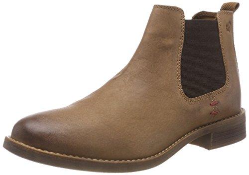 s.Oliver Damen 25335-31 Chelsea Boots, Braun (Cognac 305), 41 EU